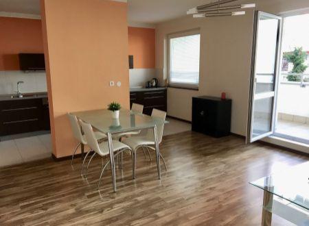 Krásny 3i byt s terasou 106m2, novostavba, Ružinov