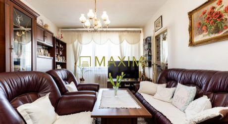 2.5 - izbový byt s balkónom na  Sibírskej ulici