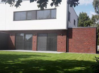 BA II. Moderný nízkoenergetický rodinný dom v tichom prostredí neďaleko centra