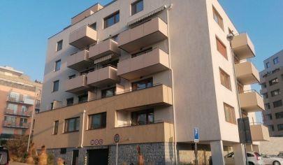 Na predaj 1. izbový byt Rača, Kadnárova.