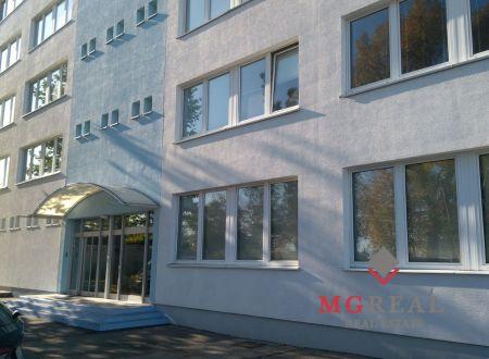 Prenájom lacných kancelárskych priestorov v Petržalke.