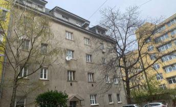 2,5 i byt pôvodný stav, Janáčkova ulica, Bratislava I