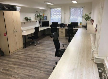 Prenájom kancelárií 163m2 v širšom centre Bratislavy