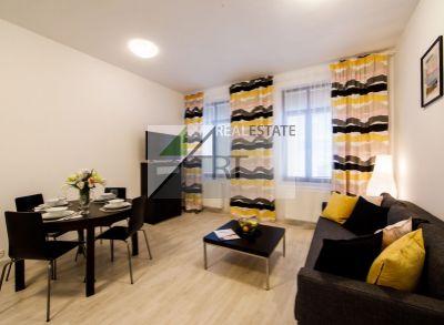 ART REAL Estate ponúka na PRENÁJOM nádherný 2-izbový byt  Bratislava - Staré Mesto historické centrum, v NOVOSTAVBE.