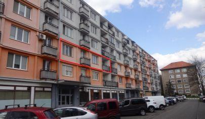 REZERVOVANE - 3 izbový byt 70 m2  v pôvodnom stave, ul. Sibírska, Bratislava -Nové Mesto, 3D prezentacia