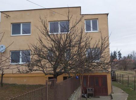 VYPLATENÁ ZÁLOHA - Poschodový dom Koniarovce