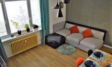 Na prenájom kompletne zariadený 2i byt v skvelej tichej lokalite - Plzenská ulica