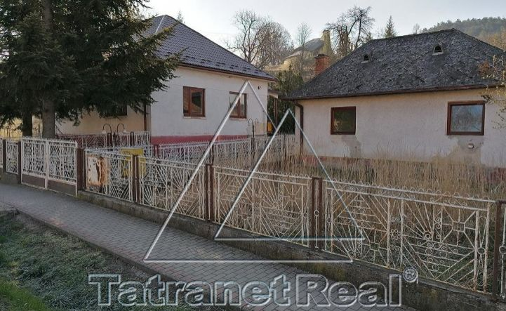 NOVINKA, dva domy za cenu bytu.