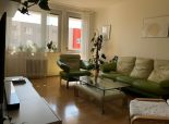 Predaj priestranného čiastočne zrekonštruovaného 4-izbového bytu, ul. Bieloruská, BA II - Podunajské Biskupice