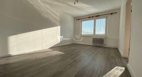 1 izbový zrekonštruovaný byt - Vlčince