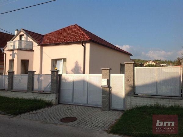Rodinný dom-Prenájom-Bratislava - mestská časť Lamač-1500.00 €