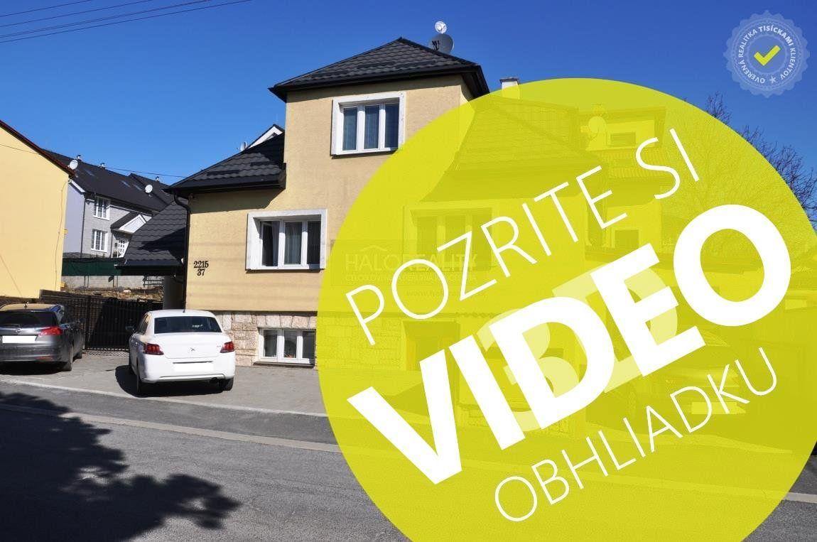 Rodinný dom-Predaj-Poprad-519990.00 €