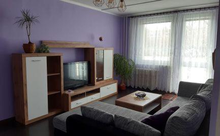 Iba u nás - Prenájom pekný slnečný 3 izbový byt s balkónom ul.Vilová Petržalka