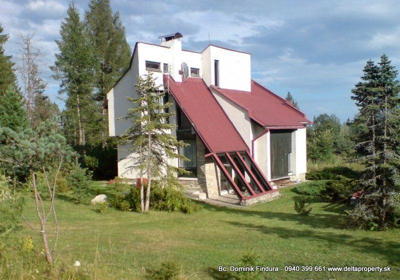 Rodinný dom-Predaj-Stará Lesná-294000.00 €