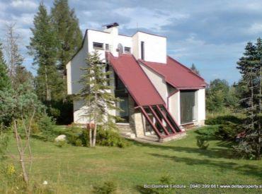 DELTA - Rekreačný dom na predaj Stará Lesná - TOP lokalita