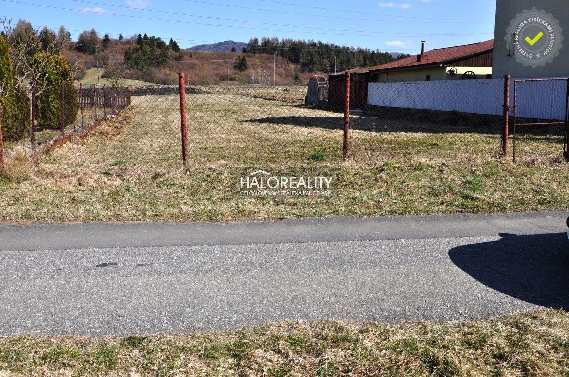 Predaj, pozemok pre rodinný dom 1799 m2 Plaveč - EXKLUZÍVNE HALO REALITY