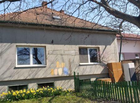 Rodinný dom v centre mesta Topoľčany