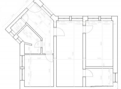 Na predaj 3-izbový bezbariérový byt v pôvodnom stave, Staré mesto -Klemensova
