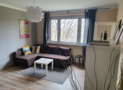 Exkluzívne: Slnečný 1-izbový byt Hraničná, Ružinov