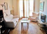PRENÁJOM: zariadený 2i byt v historickom centre s krásnym výhľadom a balkónom, 60 m2, BA – Staré mesto