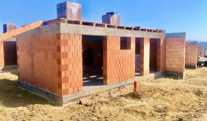 Novostavba Rodinného domu s Átriom