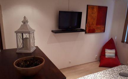 Krátkodobý aj dlhodobý prenájom - 2 izbový byt+klimatizácia Zadunajská cesta Petržalka
