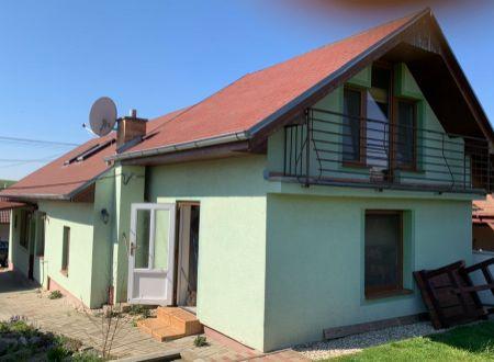 Rodinný dom Horné Obdokovce / VYPLATENA ZALOHA