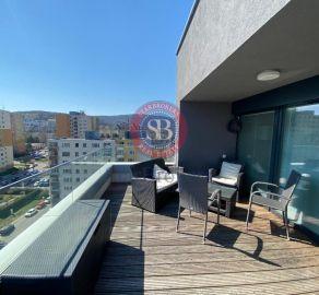 STARBROKERS - PREDAJ NOVOSTAVBA - luxusný 5iz byt na najvyššom poschodí, Bratislava, Dúbravka