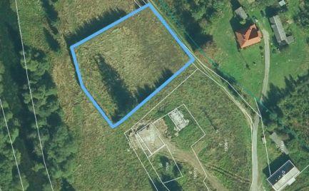 Predaj pozemku, 3766 m2, Beňuš- okres Brezno