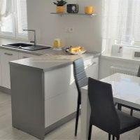 2 izbový byt, Rudinka, 55 m², Kompletná rekonštrukcia