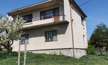 IBA U NÁS! RD  v úžasnej lokalite  prímestskej časti obce Nitrianske Hrnčiarovce!
