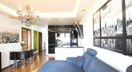 PREDAJ 2 izbového bytu s terasou s garážovým státím, Podunajská ulica