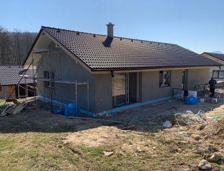 Novostavba 4 izbový rodinný dom Bytča