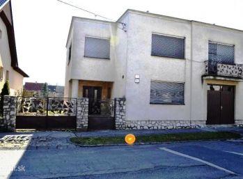 5-i dom - ZÁHRADA na pozemku 600 m2 BLÍZKO CENTRA - PREDANÉ