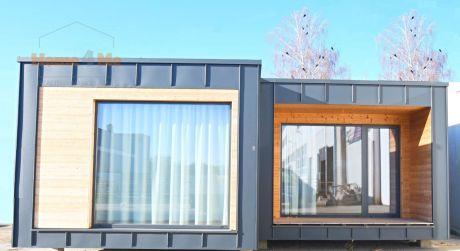 PREDAJ 4 izbového domu v stromoch s terasou, chata