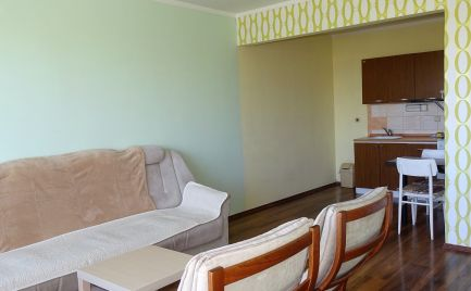Prenájom Vrakuňa - 2 izbový byt čiastočne zariadený