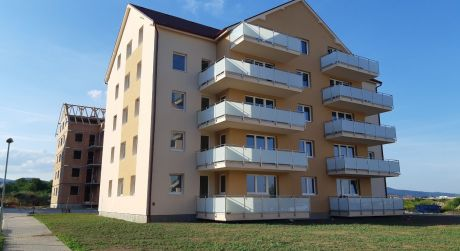 Kuchárek-real: Novostavba 2-izbového bytu v Pezinku na Muškáte.