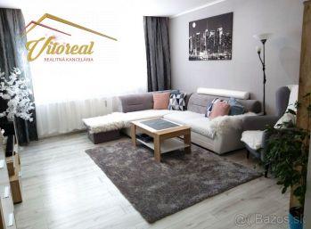 3-izbový byt z loggiou