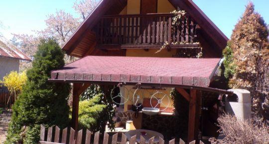 Na predaj murovaná záhradná chatka so záhradou 282 m2 Prievidza 70052