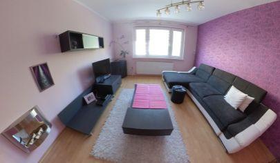 Predaj - Krásny 4 izbový byt s loggiou v atraktívnej lokalite – Ševčenkova ul. – BA V.TOP PONUKA!