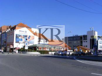 Obchodno kancelárske priestory v centre Nitry