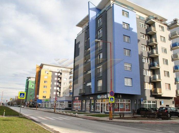 PREDANÉ - KAZANSKÁ, 2,5-i byt s BALKÓNOM, 57 m2 - byt v NOVOSTAVBE, s kompletnou občianskou vybavenosťou, V OKOLÍ RODINNÝCH DOMOV