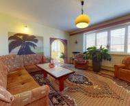 3D VIRTUÁLNA PREHLIADKA: 5-izb rodinný dom s garážou na 6á pozemku v obci JELKA