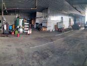 Skladové a kancelárske priestory v Nitre na prenájom. K dispozícii aj voľná plocha