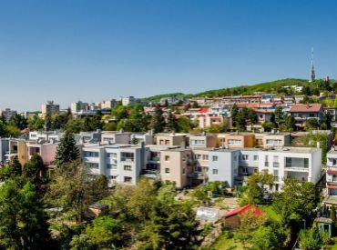 3i byt, 73 m2– BA-Kramáre: atraktívna lokalita s exkluzívnym výhľadom na všetky dominanty Bratislavy