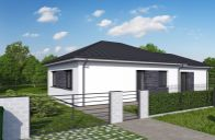 Novostavba moderného 4-izbového bungalovu