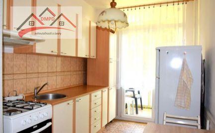 DMPD real Vám ponúka na predaj 2- izbový byt v Prievidzi na sídlisku Zapotôčky