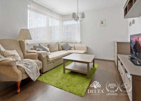 Predaj 2 izbový byt, Silvanium, Pezinok, 48 m2