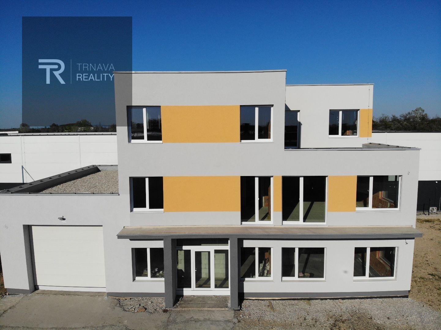 Polyfunkčný objekt-Predaj-Trnava-420000.00 €