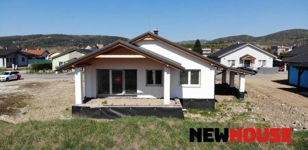 Na PREDAJ 4i bungalov, novostavba  v obci Horovce